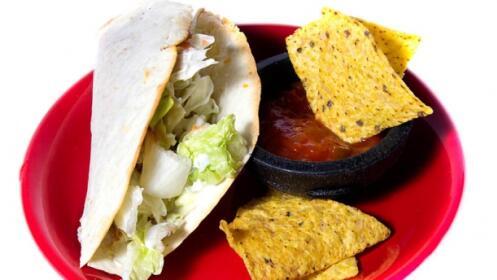 Menú mexicano para dos