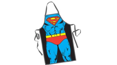 Delantales de superhéroes