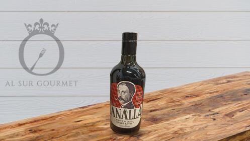 Pack de botella de vino + botella de 1/2L AOVE Premium