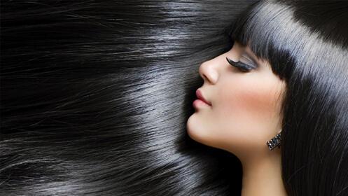 Sesión de peluquería con tratamiento alisador