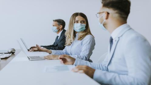 Curso online de Prevención de riesgos laborales básico COVID-19