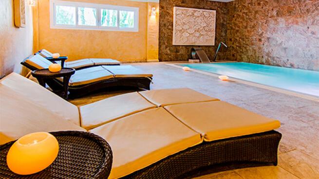 Circuito de spa en Hotel Cortijo de Zahara