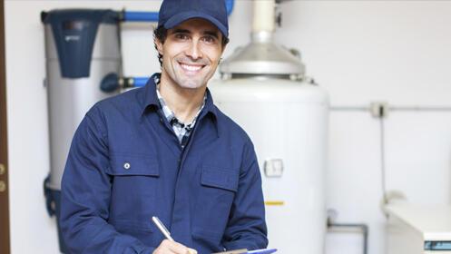 Revisión periódica obligatoria* de instalación de gas