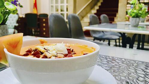 Menú para dos en Restaurante Las Cortes