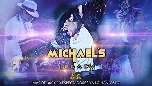 Michael's Legacy: Tributo al rey del Pop