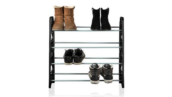 Organizador de 18 pares de zapatos