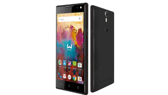 Smartphone Weimei We dual SIM de 16 GB